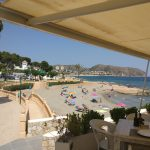 Playa Patgetes, Moraira